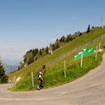 Berglauf zum Kitzbüheler Horn