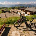 Alpenhaus mit Zwischenziel