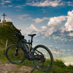 E-Bike - Haibike - Blick Richtung Wilder Kaiser