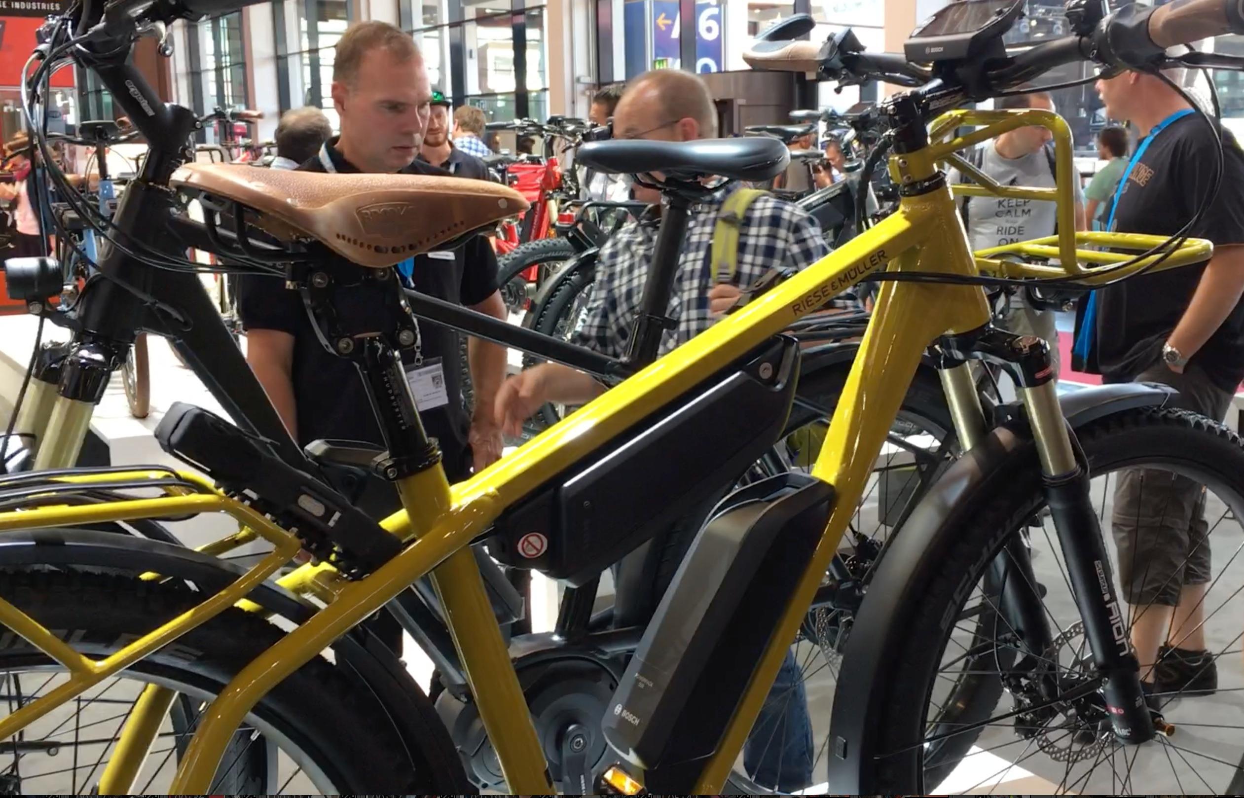 Charger GX E-Bike mit DualBattery Technologie