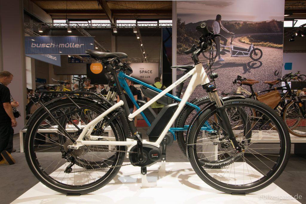 E-Bike Charger mixte