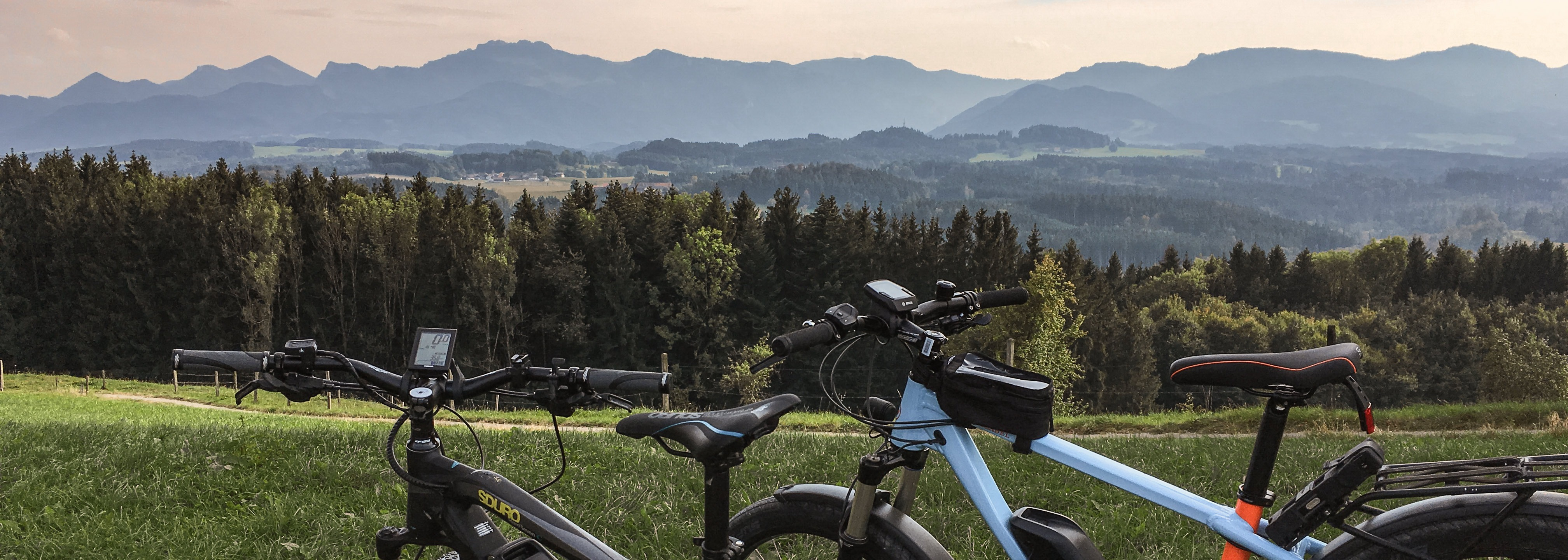 Ruhiges Revier um die Ratzinger Höhe – Schöne E-Bike-Rundtour zwischen Chiemsee und Simssee