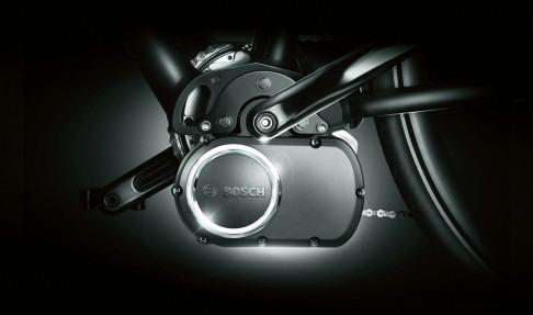 Bosch E-Bike-Mittelmotor