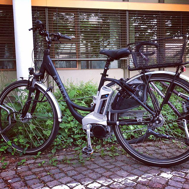 e-bike-an-uni-alltag