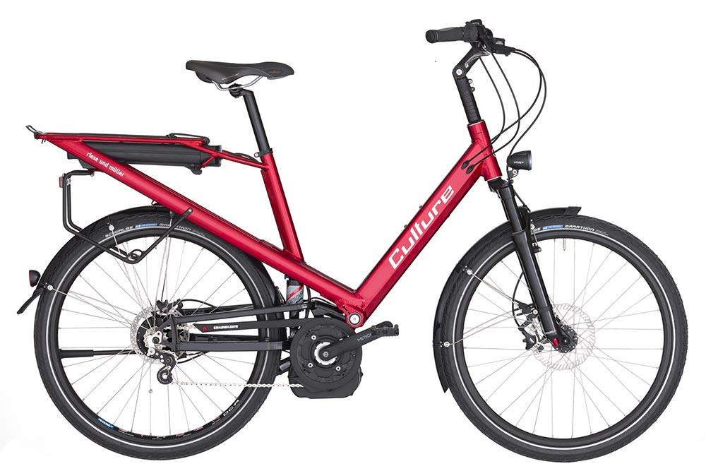 Culture Hybrid E-Bike