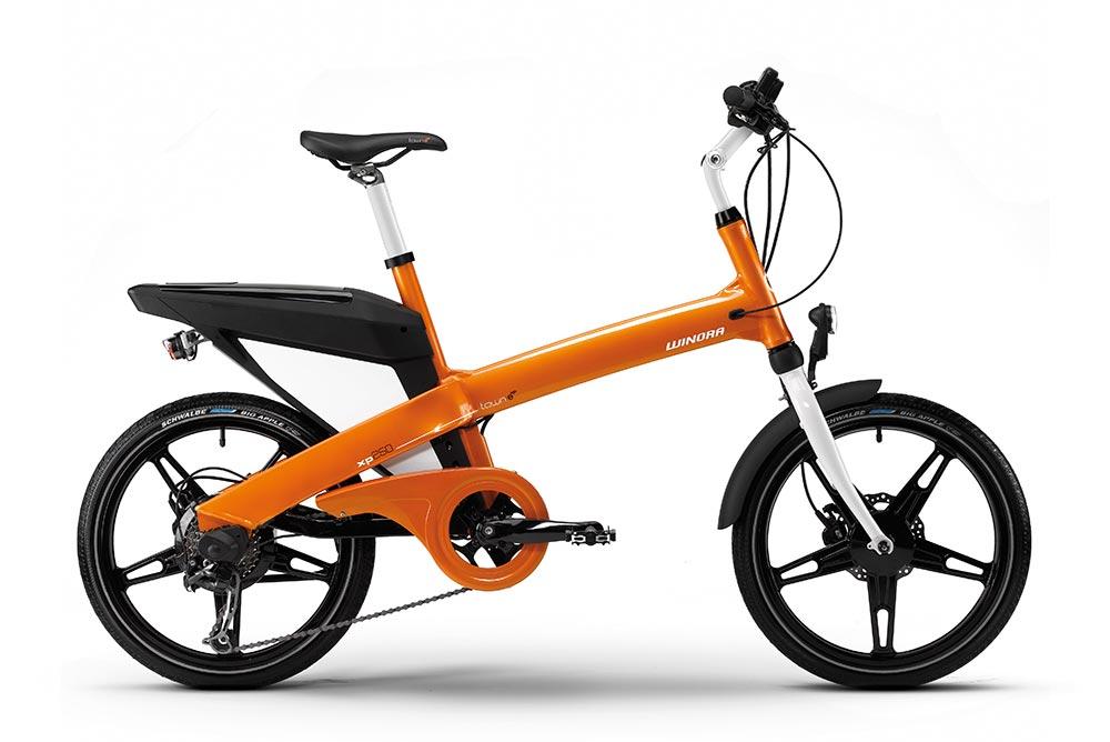 E-Bike town e;xp von Winora