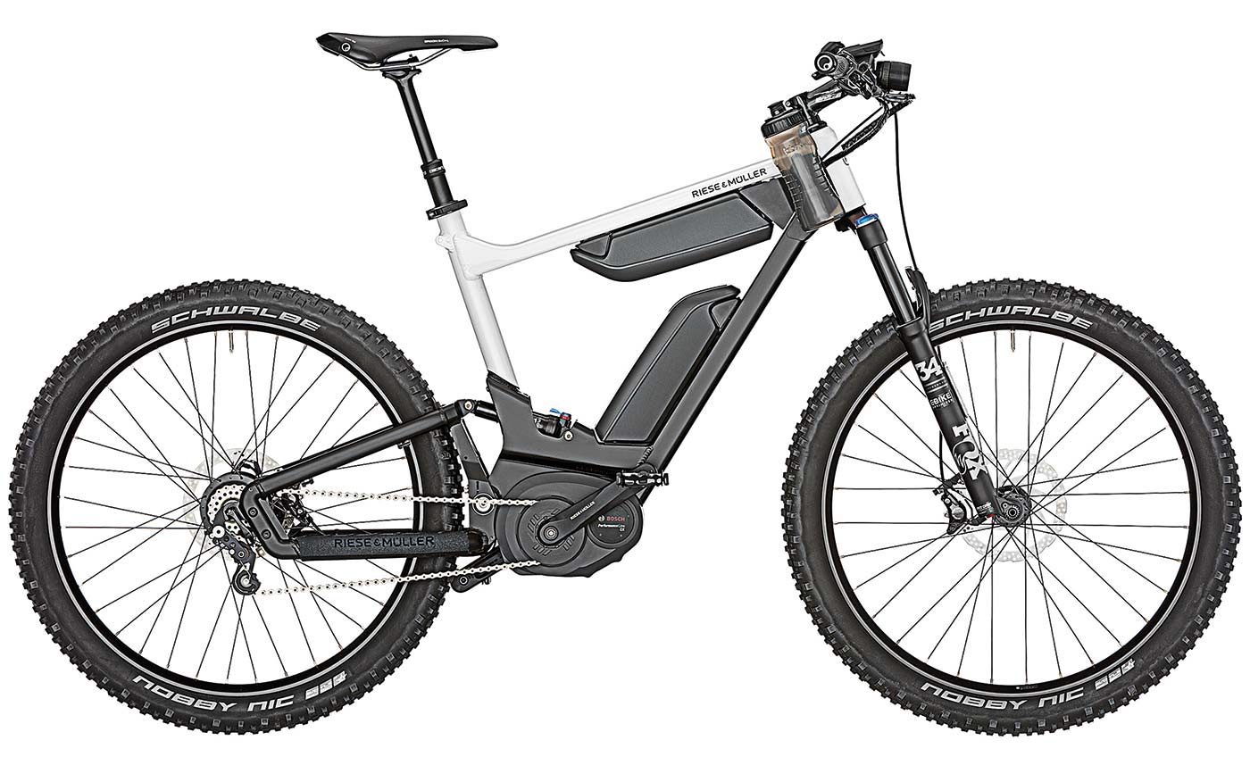E-Bike Delite Mountain Rohloff