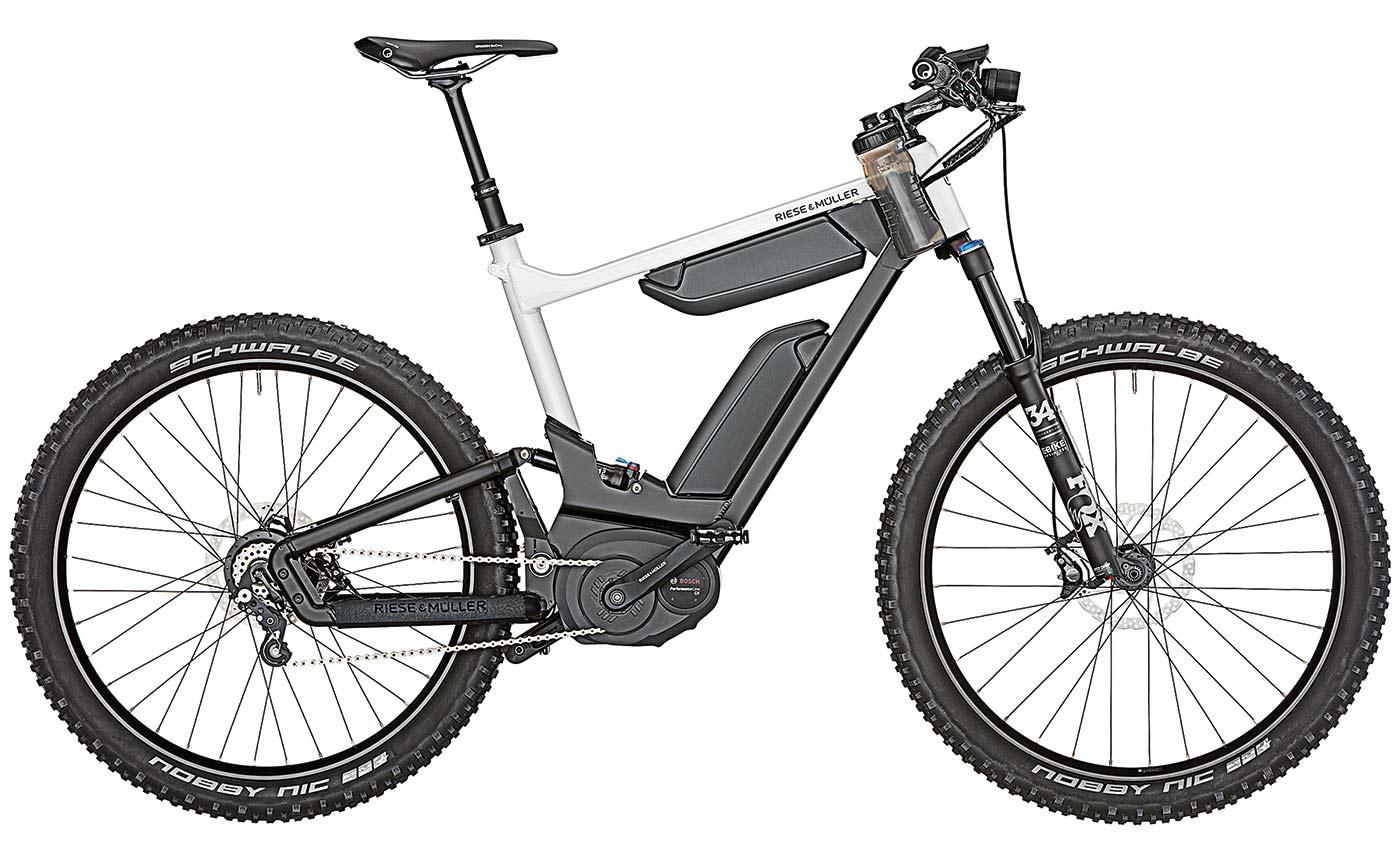 E-Bike Delite Mountain Rohloff