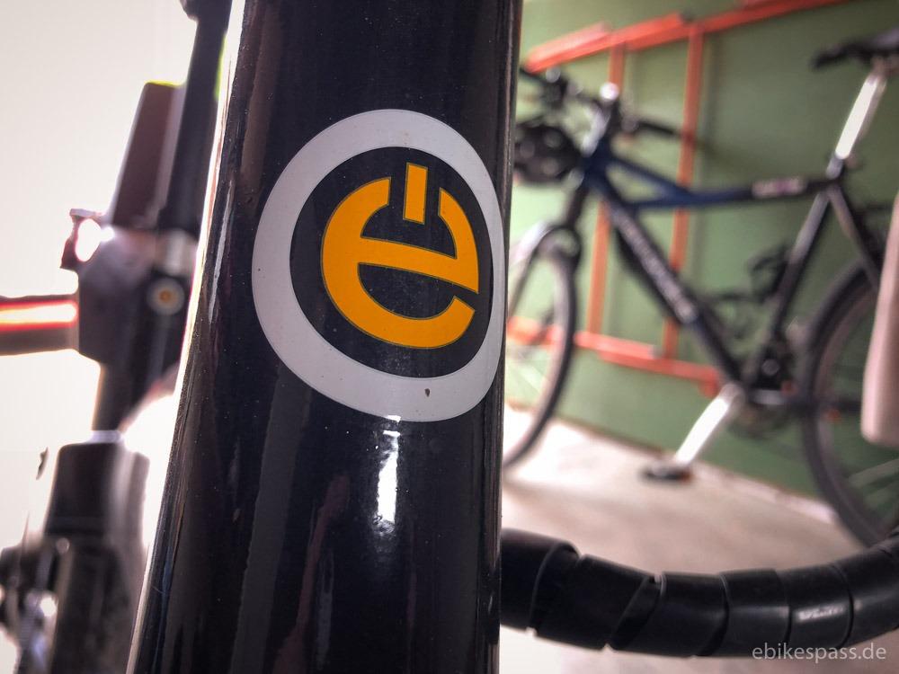 town e:xp von Wimora - E-Bike-Kompaktrad