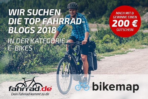 Abstimmung Fahrradblog des Jahres 2018