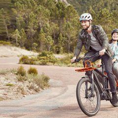 Das Multicharger – Backpacking mit dem E-Bike