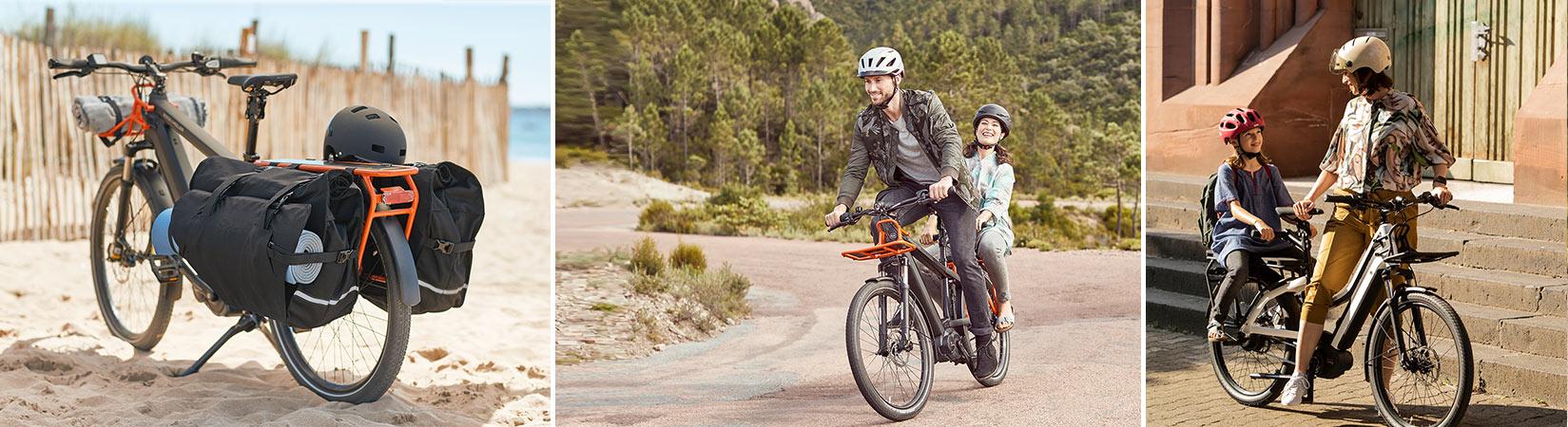 Das Multicharger – Backpacking mit dem E-Bike – Riese & Müller kreuzt die Charger-Baureihe mit dem Lastenrad-Gen