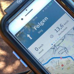 TourCase: Wetterfeste Handyhalterung fürs Fahrrad