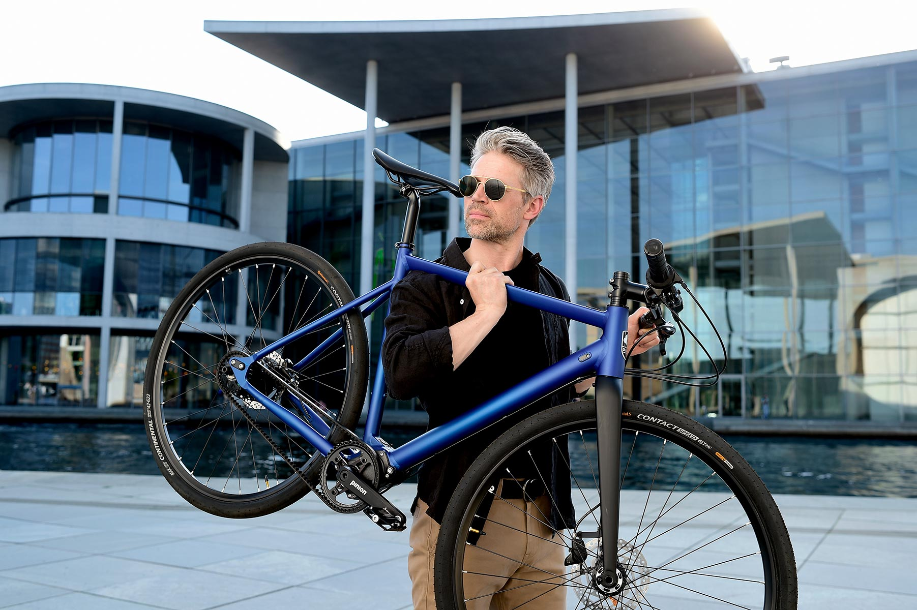 Lichte E Bike : Comeback der hinterrad nabenmotoren? e bike spass