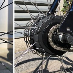 Comeback der Hinterrad-Nabenmotoren?
