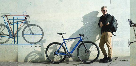 Von Rahmengröße, Stack und Reach: Hilfe welches Fahrrad passt?