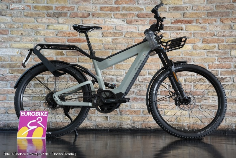 SuperDelight E-Bike
