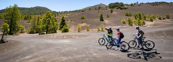 See it. E-Bike it. Love it: La Palma