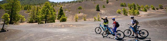 E-Bike-Tour auf La Palma