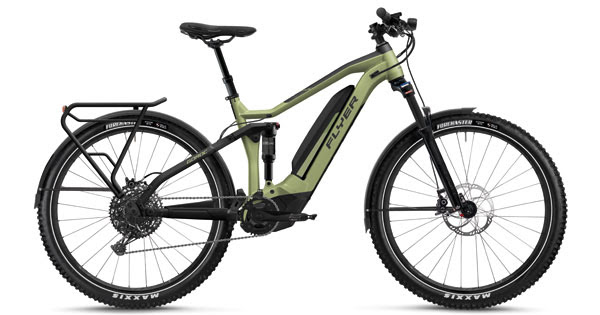 Flyer E-Bike GoRoc 4