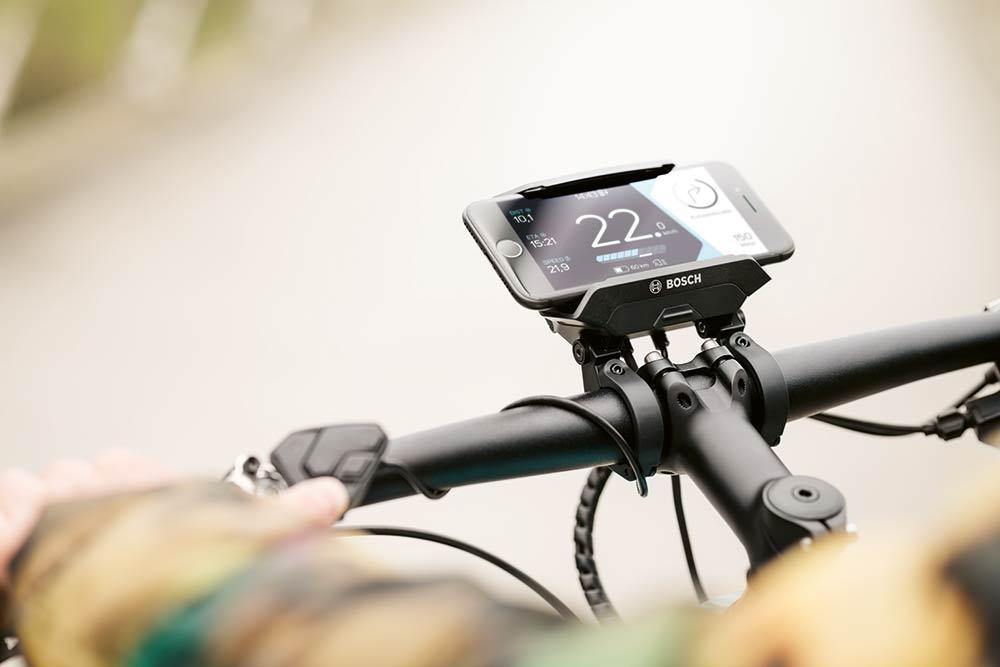Bosch SmartphoneHub mit COBI Software