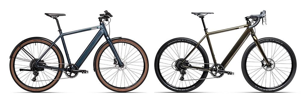 E-Bikes: TEN Merano und TEN Torino