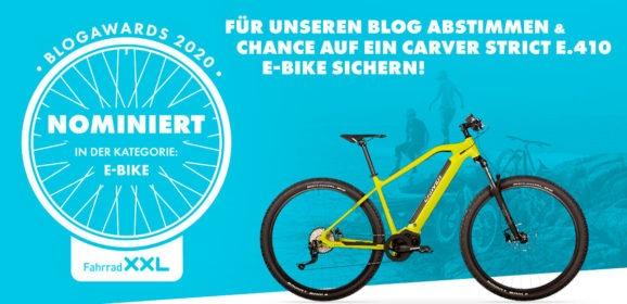 E-Bike gewinnen mit Voting für Ebikespass