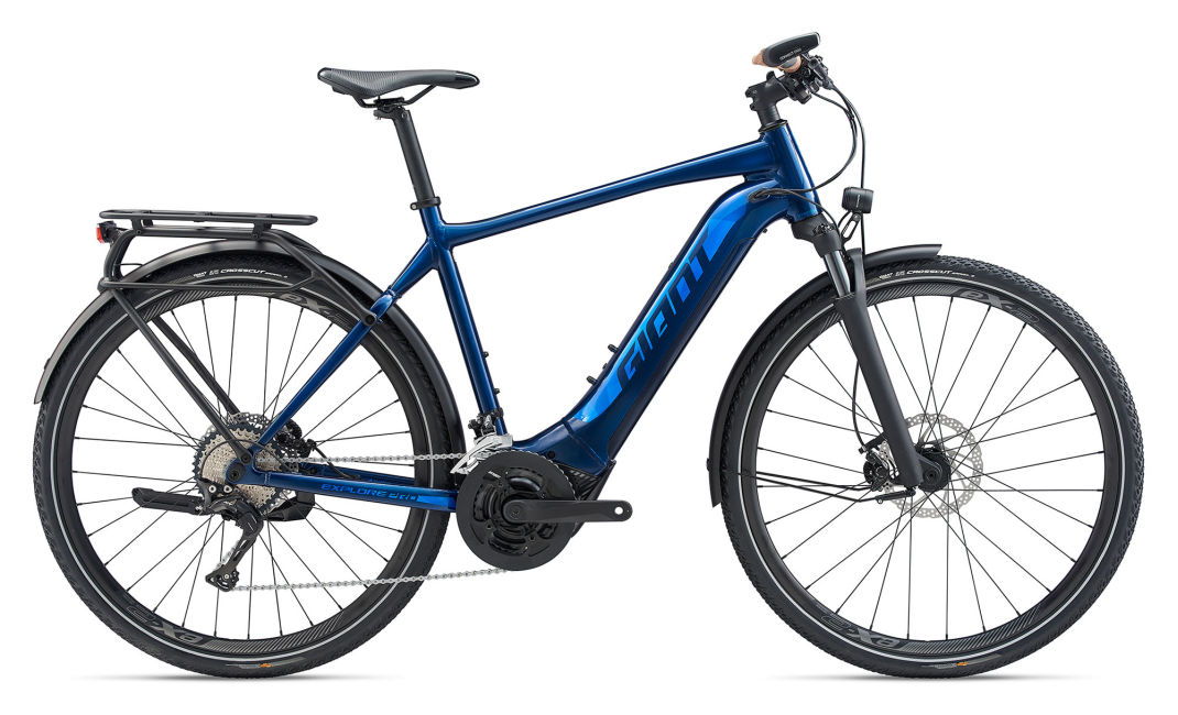 GIANT EXPLORE E+ 0 PRO - Auch ein XXL E-Bike