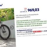 ALDI EMTB unter 1000 Euro: Prophete E-Mountainbike