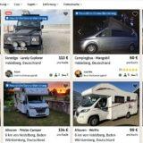 Privates Camper-Sharing – inkl. Fahrradträger