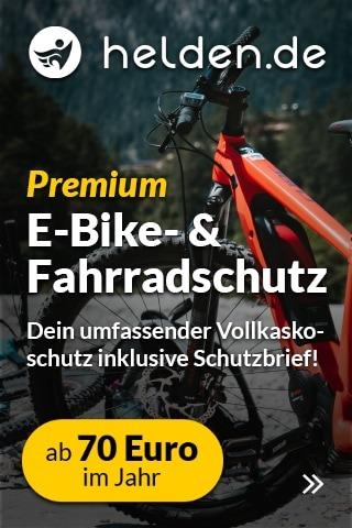 E-Bike Versicherung und Schutzbrief
