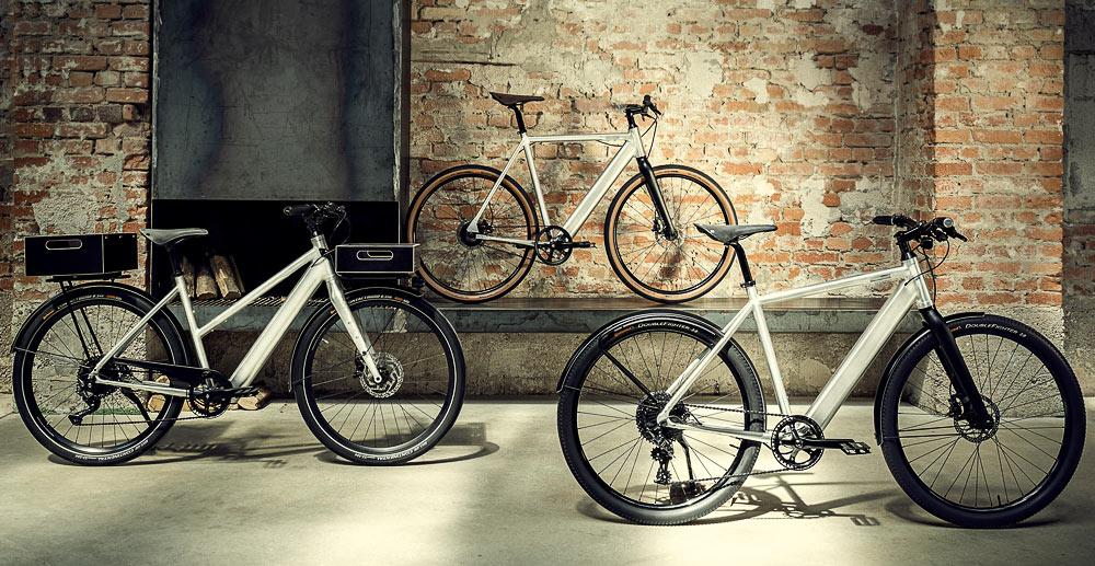 Coboc X-Edition Modelle: Brixton TPZ X, Brooklyn Fat X, Merano X