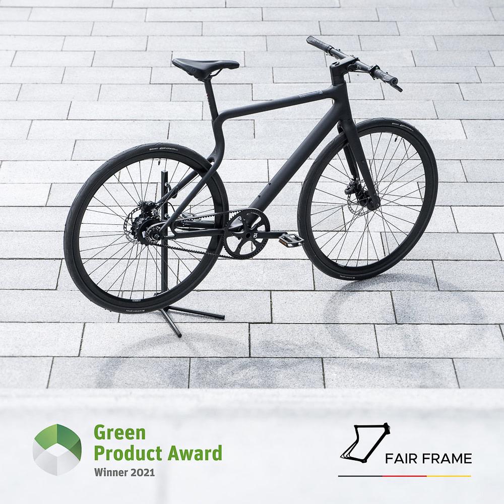 Green Product Award für Urwahn Platzhirsch